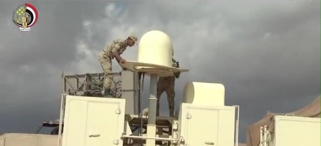 الدفاع الجوى تنفذ رماية بالذخيرة الحية ضمن أنشطة المناورة الإستراتيجية -بدر 2014- - YouTube[...JPG