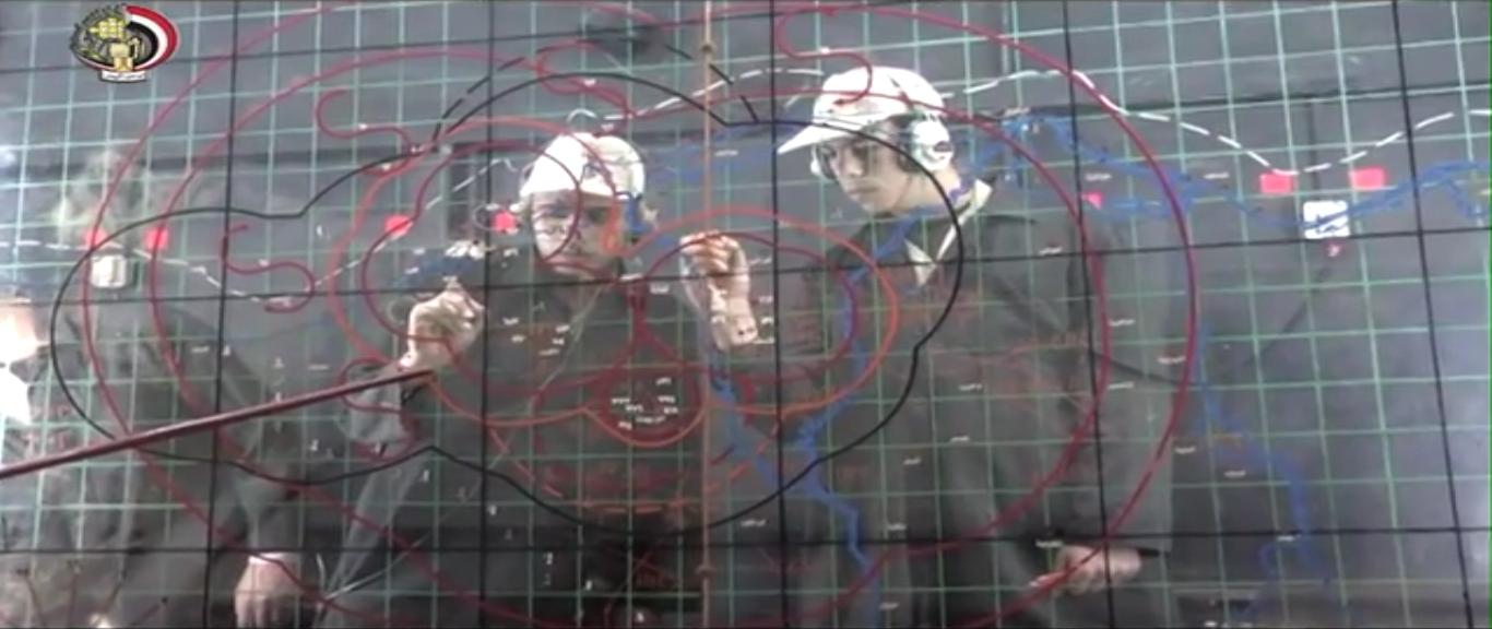 المسلحة تنفذ عملية برمائية بجنوب سيناء ضمن فعاليات المناورة بدر 2014 - YouTube[14-033-59]...jpg